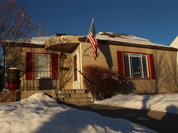 4 bed 2 bath Single Family at 2505 Edwards St Butte, MT, 59701 is for sale at 185k - 1 of 24