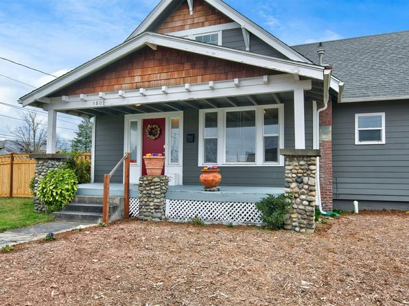 4 bed 2 bath Townhouse at 5803 S Puget Sound Ave Tacoma, WA, 98409 is for sale at 290k - 1 of 25