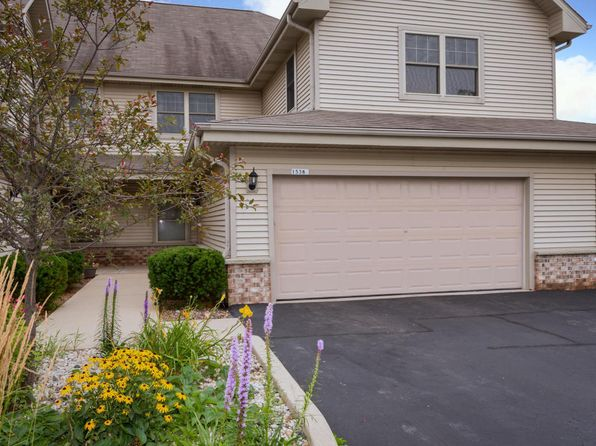 2 bed 2 bath Condo at 1538 Iroquois Ave Grafton, WI, 53024 is for sale at 165k - 1 of 22