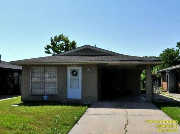 3 bed 2 bath Single Family at 14512 DUANE RD New Orleans, LA, null is for sale at 65k - 1 of 7