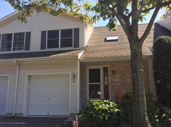 2 bed 3 bath Condo at 42 Maria Ct Holmdel, NJ, 07733 is for sale at 350k - 1 of 10