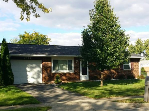 3 bed 1 bath Single Family at 2503 Thornhill Dr Troy, OH, 45373 is for sale at 104k - 1 of 12
