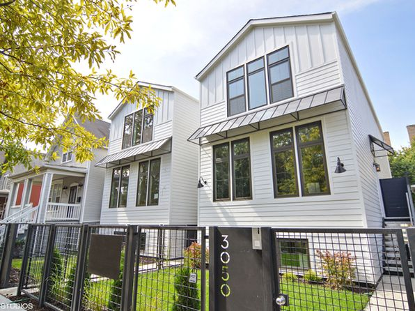 4 bed 4 bath Single Family at 3048 N SAWYER AVE CHICAGO, IL, 60618 is for sale at 779k - 1 of 28