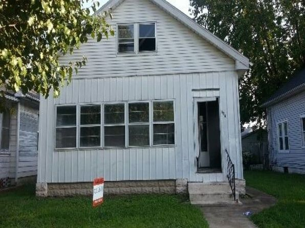2 bed 1 bath Single Family at 1517 E Indiana St Evansville, IN, 47711 is for sale at 19k - 1 of 14