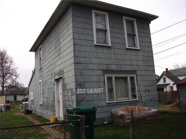 2 bed 2 bath Single Family at 525 GRANT ST SPRINGFIELD, OH, 45504 is for sale at 25k - google static map