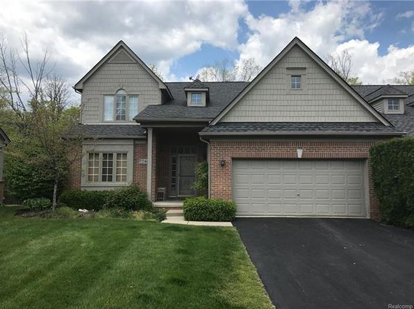 3 bed 2.5 bath Condo at 7246 Crackling Creek Cir West Bloomfield, MI, 48322 is for sale at 360k - 1 of 9