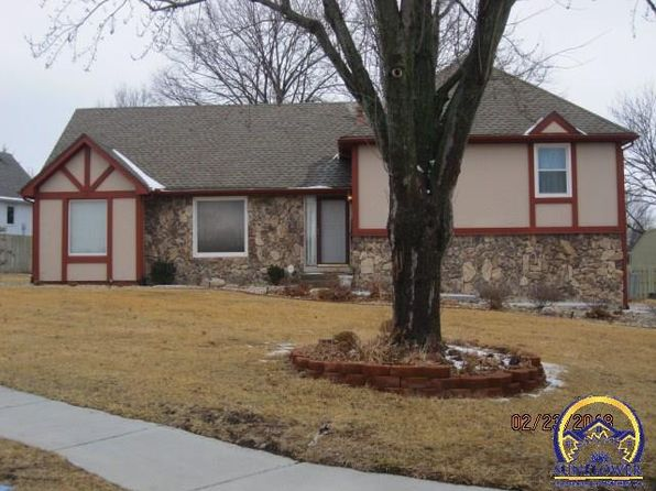 4 bed 3 bath Single Family at 4317 SE OAKWOOD ST TOPEKA, KS, 66609 is for sale at 180k - 1 of 31