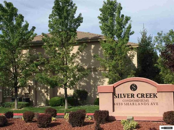 2 bed 2 bath Condo at 6850 Sharlands Ave Reno, NV, 89523 is for sale at 195k - 1 of 15