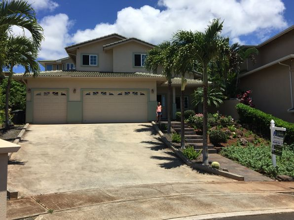 4 bed 3 bath Single Family at 92-222 Hoalii Pl Kapolei, HI, 96707 is for sale at 875k - 1 of 14