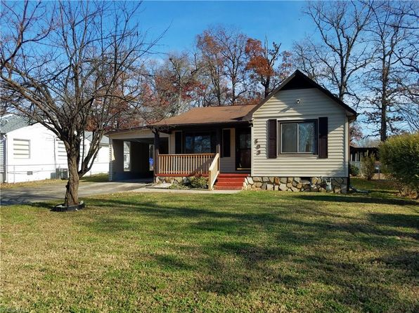 3 bed 2 bath Single Family at 503 Pennington Ave Thomasville, NC, 27360 is for sale at 88k - 1 of 12