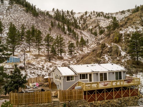 3 bed 2 bath Single Family at 5095 W Highway 14 Bellvue, CO, 80512 is for sale at 595k - 1 of 15