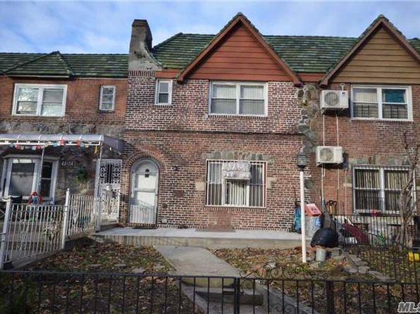 3 bed 2 bath Townhouse at 4832 63rd St Flushing, NY, 11377 is for sale at 788k - 1 of 20