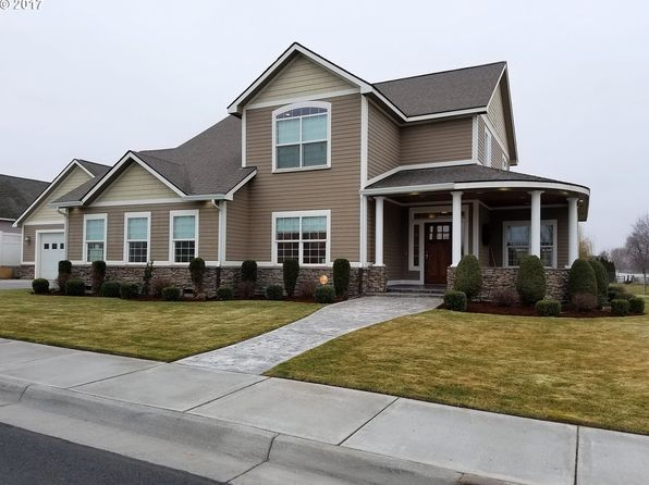 4 bed 3 bath Single Family at 860 SE 8th St Hermiston, OR, 97838 is for sale at 378k - 1 of 25