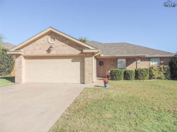 3 bed 2 bath Single Family at 105 Kaitlin St Burkburnett, TX, 76354 is for sale at 130k - 1 of 20