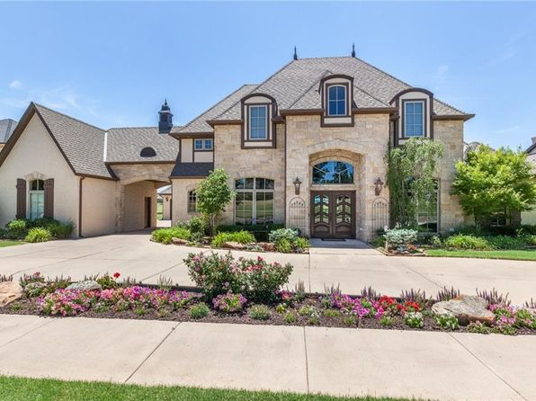 5 bed 5 bath Single Family at 16609 Riverbirch Ln Edmond, OK, 73012 is for sale at 795k - 1 of 36