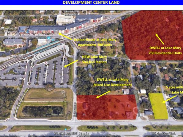 3 bed null bath Vacant Land at W Lake Mary Blvd Lake Mary, FL, 32746 is for sale at 275k - 1 of 5