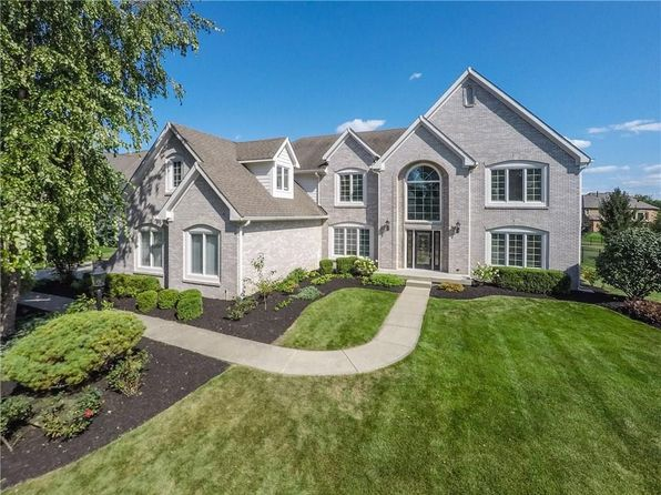 5 bed 5 bath Single Family at 13109 Brooks Landing Pl Carmel, IN, 46033 is for sale at 595k - 1 of 43