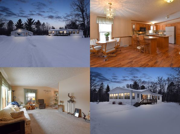 3 bed 2 bath Single Family at 15029 State 371 NW Cass Lake, MN, 56633 is for sale at 125k - 1 of 25