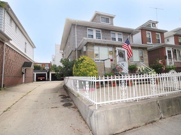 3 bed 2 bath Multi Family at 1562 W 5th St Brooklyn, NY, 11204 is for sale at 1.39m - 1 of 17