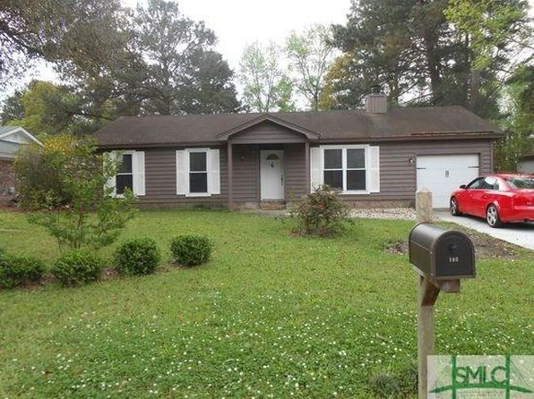 3 bed 2 bath Single Family at 103 Wimbledon Dr Savannah, GA, 31419 is for sale at 129k - 1 of 6