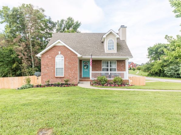 4 bed 3 bath Single Family at 804 Ellie Nat Dr Clarksville, TN, 37040 is for sale at 224k - 1 of 26