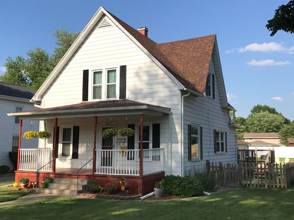 3 bed 2 bath Single Family at 269 N Cone St Farmington, IL, 61531 is for sale at 93k - 1 of 9