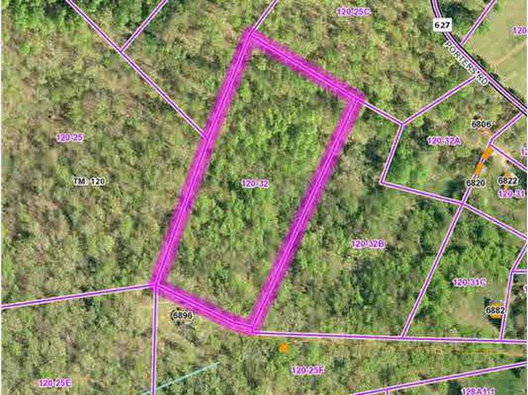 null bed null bath Vacant Land at  Porters Rd Esmont, VA, 22937 is for sale at 40k - google static map