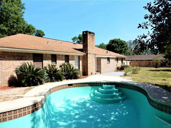 4 bed 3 bath Single Family at 1131 Northbrook Dr Pensacola, FL, 32504 is for sale at 264k - 1 of 50