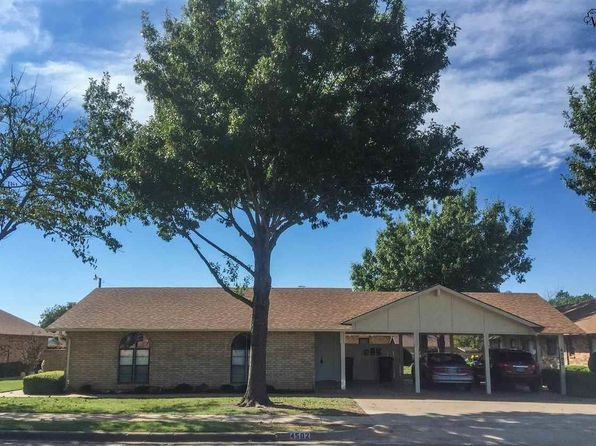 1 bed 1 bath Townhouse at 4502 Spanish Trce Wichita Falls, TX, 76310 is for sale at 75k - 1 of 30