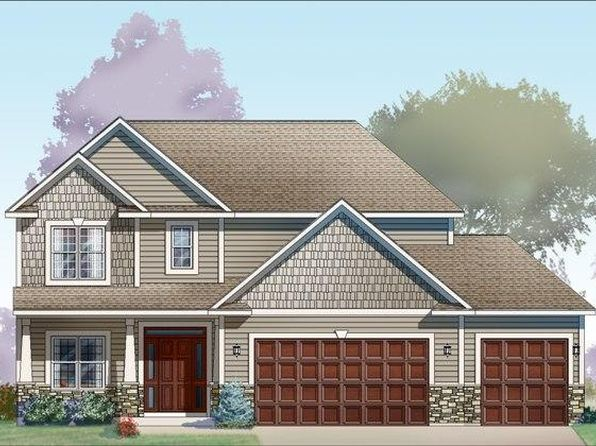4 bed 2.5 bath Single Family at 7858 Fredricksburg Ct Bristol, WI, 53104 is for sale at 380k - google static map