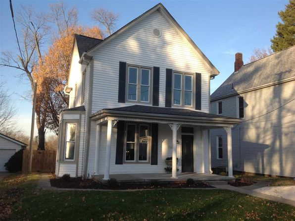3 bed 3 bath Single Family at 408 E WILLIAM ST WASHINGTON, IN, 47501 is for sale at 150k - 1 of 23