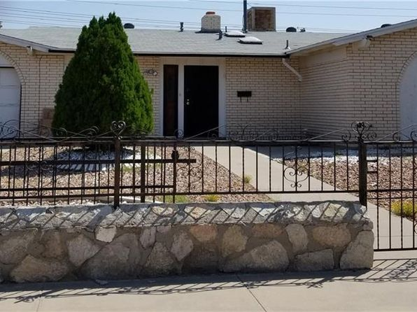 3 bed 2 bath Single Family at 1424 Backus St El Paso, TX, 79925 is for sale at 141k - 1 of 14