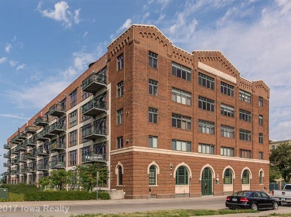 1 bed 1 bath Condo at 100 Market St Des Moines, IA, 50309 is for sale at 202k - 1 of 14