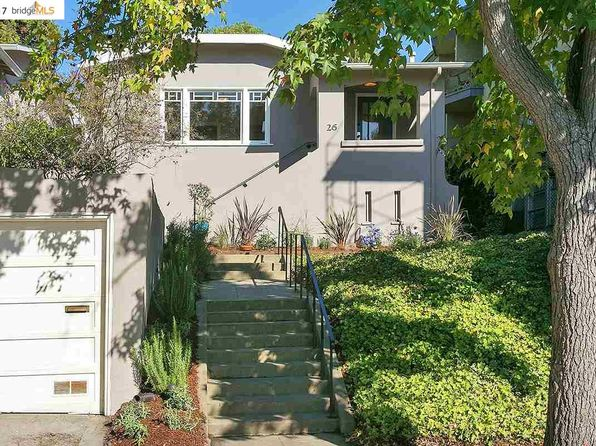 2 bed 1 bath Single Family at 26 Moss Ave Oakland, CA, 94610 is for sale at 648k - google static map