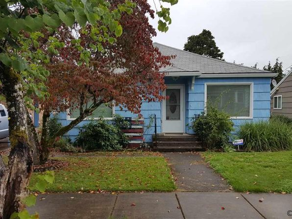 2 bed 1 bath Single Family at 451 E Rose St Lebanon, OR, 97355 is for sale at 150k - google static map