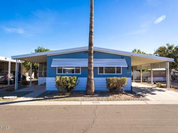 2 bed 1 bath Mobile / Manufactured at 11411 N 91st Ave Peoria, AZ, 85345 is for sale at 30k - 1 of 12
