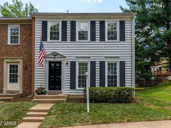 3 bed 4 bath Townhouse at 3861 Wilcoxson Dr Fairfax, VA, 22031 is for sale at 435k - 1 of 56