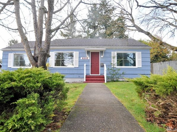 4 bed 2 bath Single Family at 6202 S Mason Ave Tacoma, WA, 98409 is for sale at 298k - 1 of 23