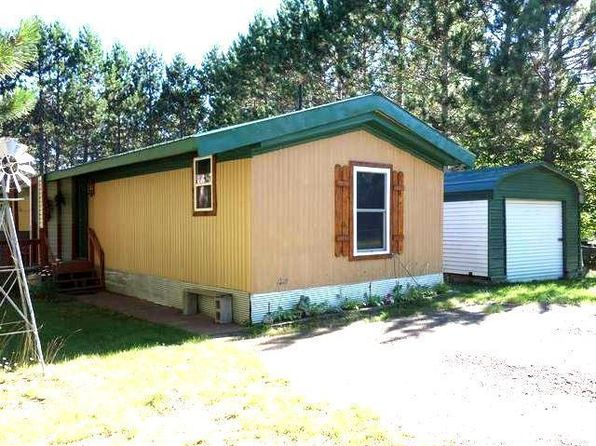 2 bed 2 bath Mobile / Manufactured at 10750 Madson Rd Arbor Vitae, WI, 54568 is for sale at 27k - 1 of 20