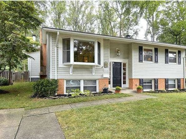 4 bed 3 bath Single Family at 711 Wilson Ave Rockville, MD, 20850 is for sale at 650k - google static map