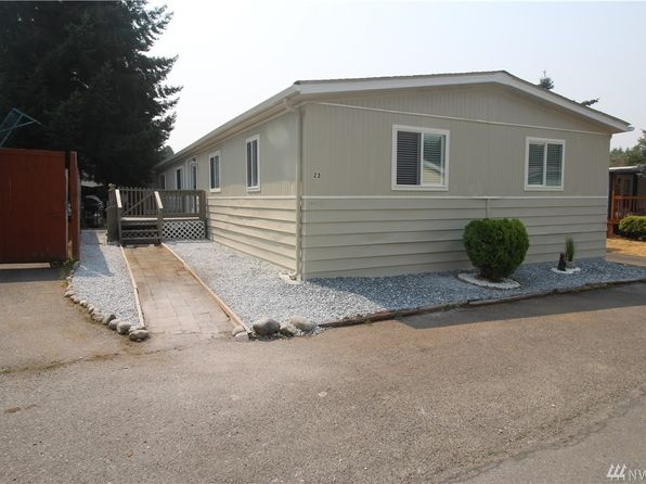 5 bed 2 bath Mobile / Manufactured at 7516 156th Street Ct E Puyallup, WA, 98375 is for sale at 75k - 1 of 25
