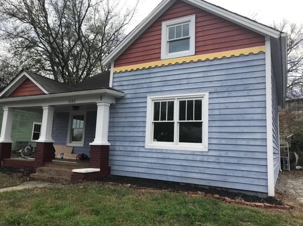 3 bed 3 bath Single Family at 1123 HARVEY ST KNOXVILLE, TN, 37917 is for sale at 166k - google static map