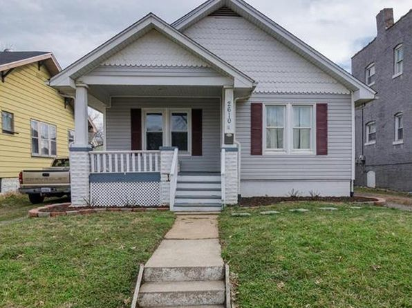 3 bed 1 bath Single Family at 2610 Grand Ave Granite City, IL, 62040 is for sale at 63k - 1 of 18