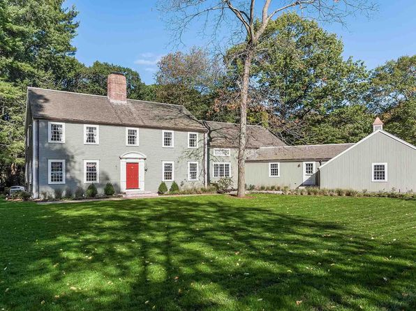 5 bed 4 bath Single Family at 51 HIGHLAND LN MILTON, MA, 02186 is for sale at 2.50m - 1 of 28