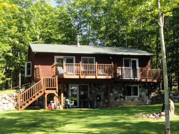 2 bed 1 bath Single Family at N4821 E Shore Langford Lake Rd Watersmeet, MI, 49969 is for sale at 169k - 1 of 32