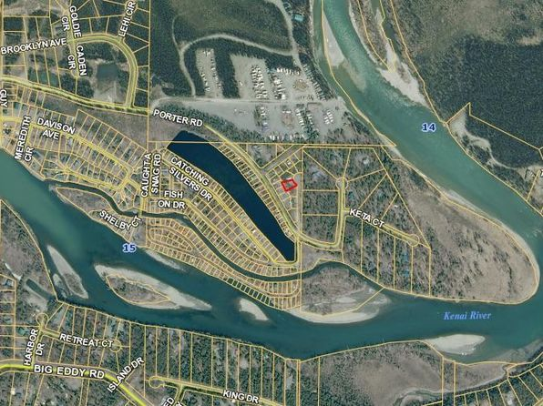null bed null bath Vacant Land at  Castaway Cove Ave Kenai, AK, 99611 is for sale at 39k - 1 of 8