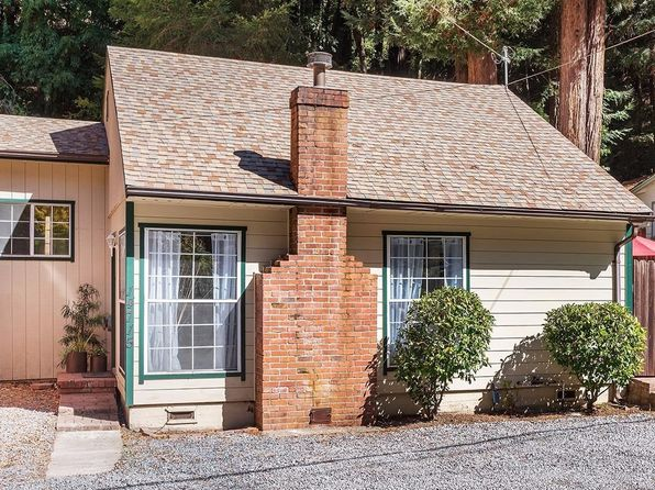 2 bed 1 bath Single Family at 14715 Old Cazadero Rd Guerneville, CA, 95446 is for sale at 300k - 1 of 27