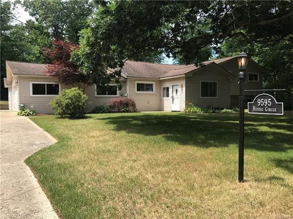 3 bed 1 bath Single Family at 9595 Rustic Cir White Lake, MI, 48386 is for sale at 200k - 1 of 34