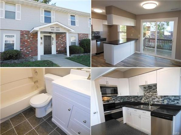2 bed 1 bath Condo at 2307 Highland Hill Dr Saint Peters, MO, 63376 is for sale at 77k - 1 of 24