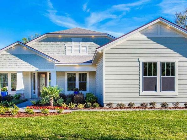 4 bed 3 bath Single Family at 101 WOODCUTTERS TRL SAINT AUGUSTINE, FL, 32086 is for sale at 448k - 1 of 46